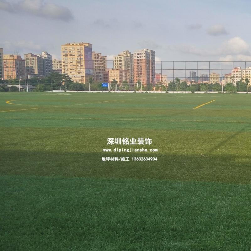 深圳英培足球俱乐部(5、7、9、11人制足球场)案例