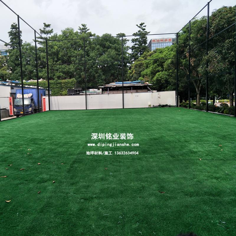 深圳高新中一道门球场案例