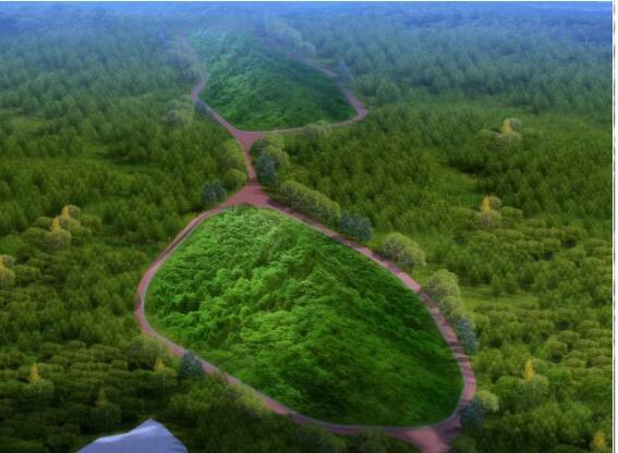 登高山公园塑胶跑道改造工程