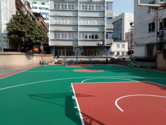 硅PU球场施工方案与施工技术规范