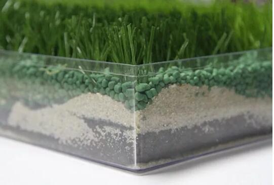 人造草坪为什么需要填充颗粒