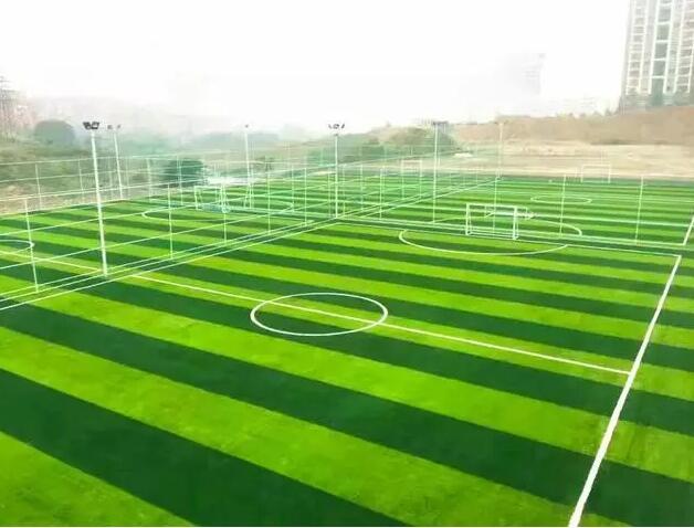 新国标人造草坪的整体布局以及环保概念
